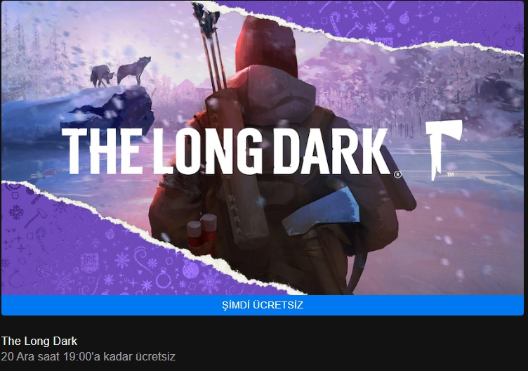 the long dark ücretsiz